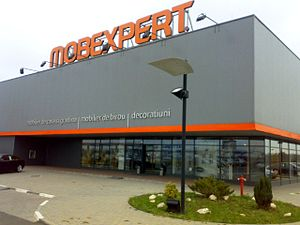 Mobexper Militari is a romanian furnishing company